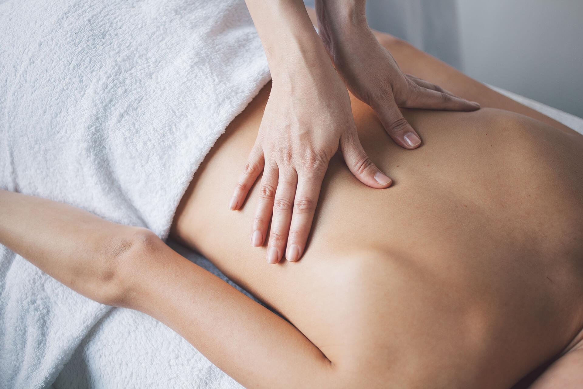 Swedish massage vs. therapeutic massage: what differences?