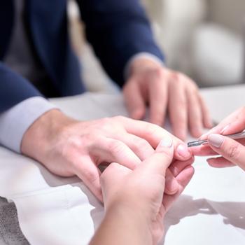 Manicure Men