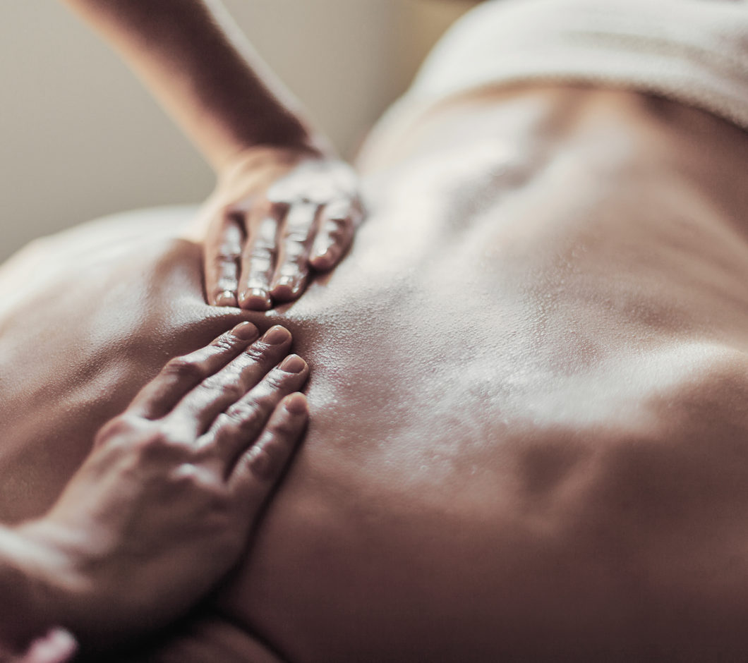The most effectives types of massage to reduce stress