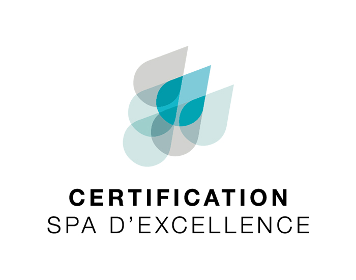 We are certified Spa of Excellence